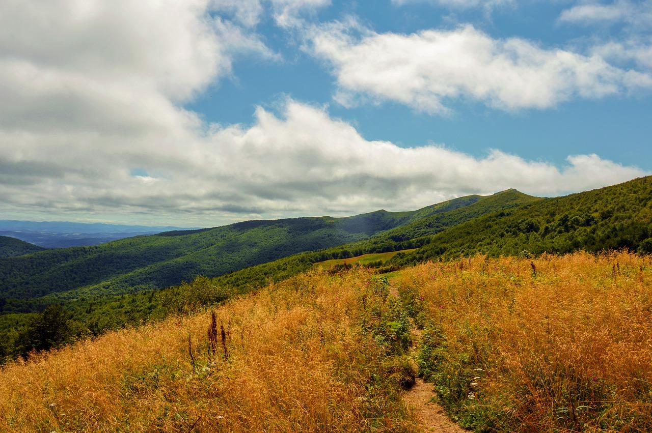 Najpiękniejsze trasy w Bieszczadach czyli najbardziej malownicze szlaki w Bieszczadach.