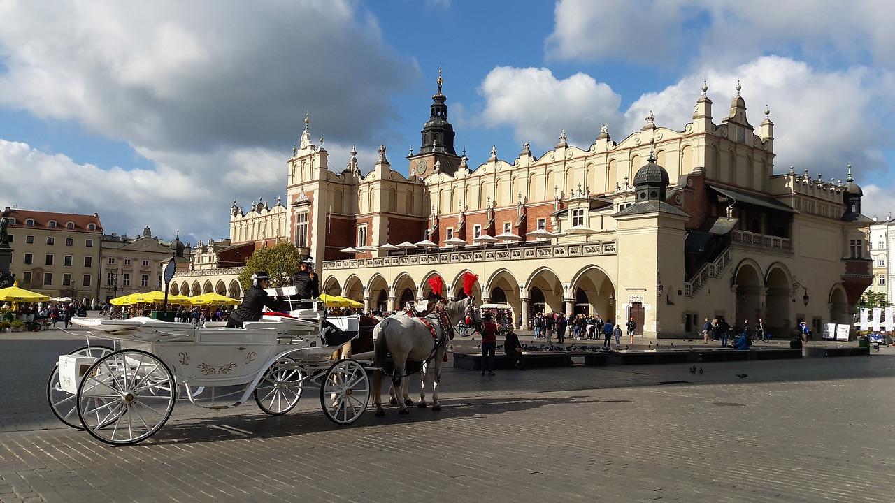 Miasta warte odwiedzenia czyli miasta Polski do zwiedzania