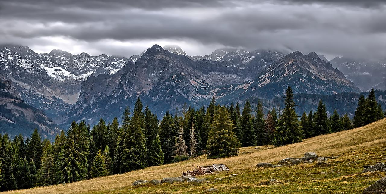 Wspaniała natura – park narodowy w Małopolsce