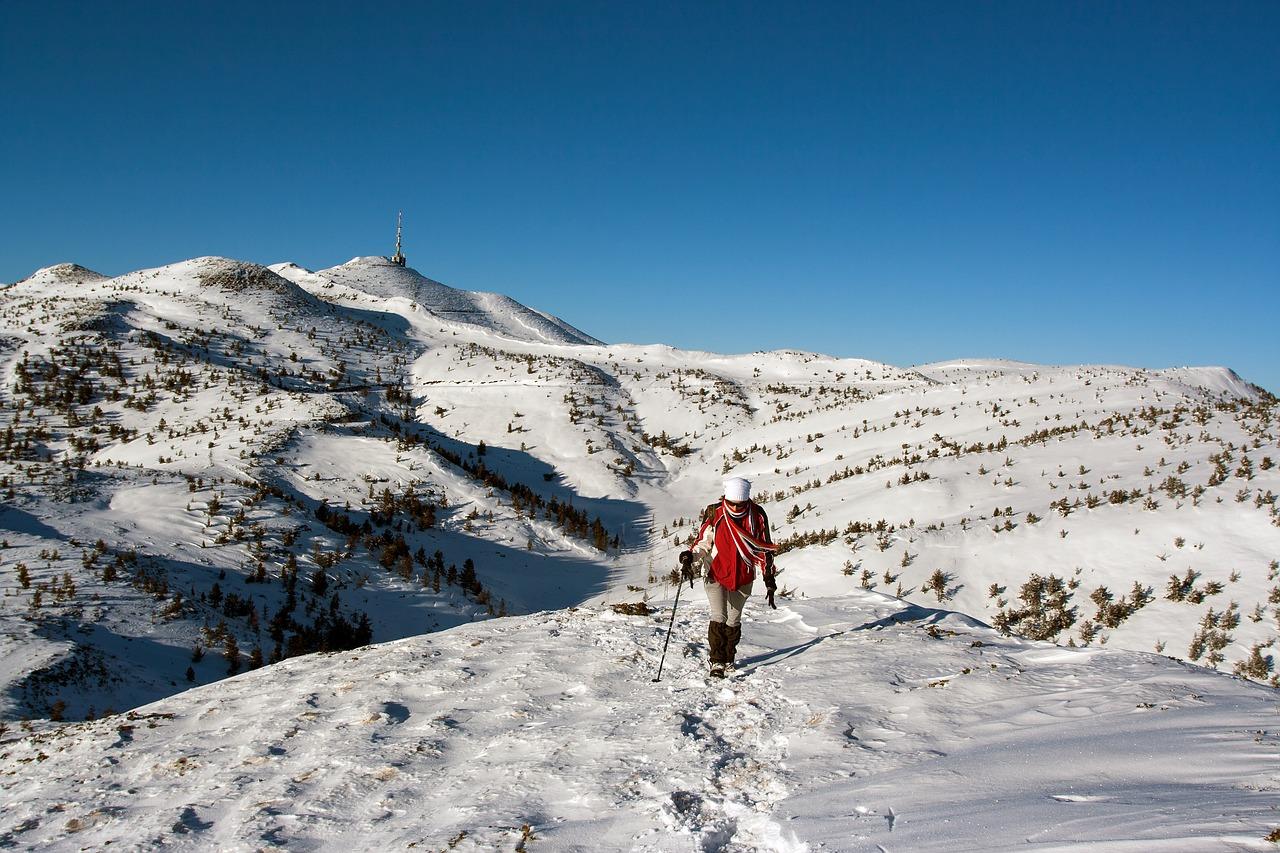 Góry zimą dla początkujących czyli w góry o każdej porze roku.