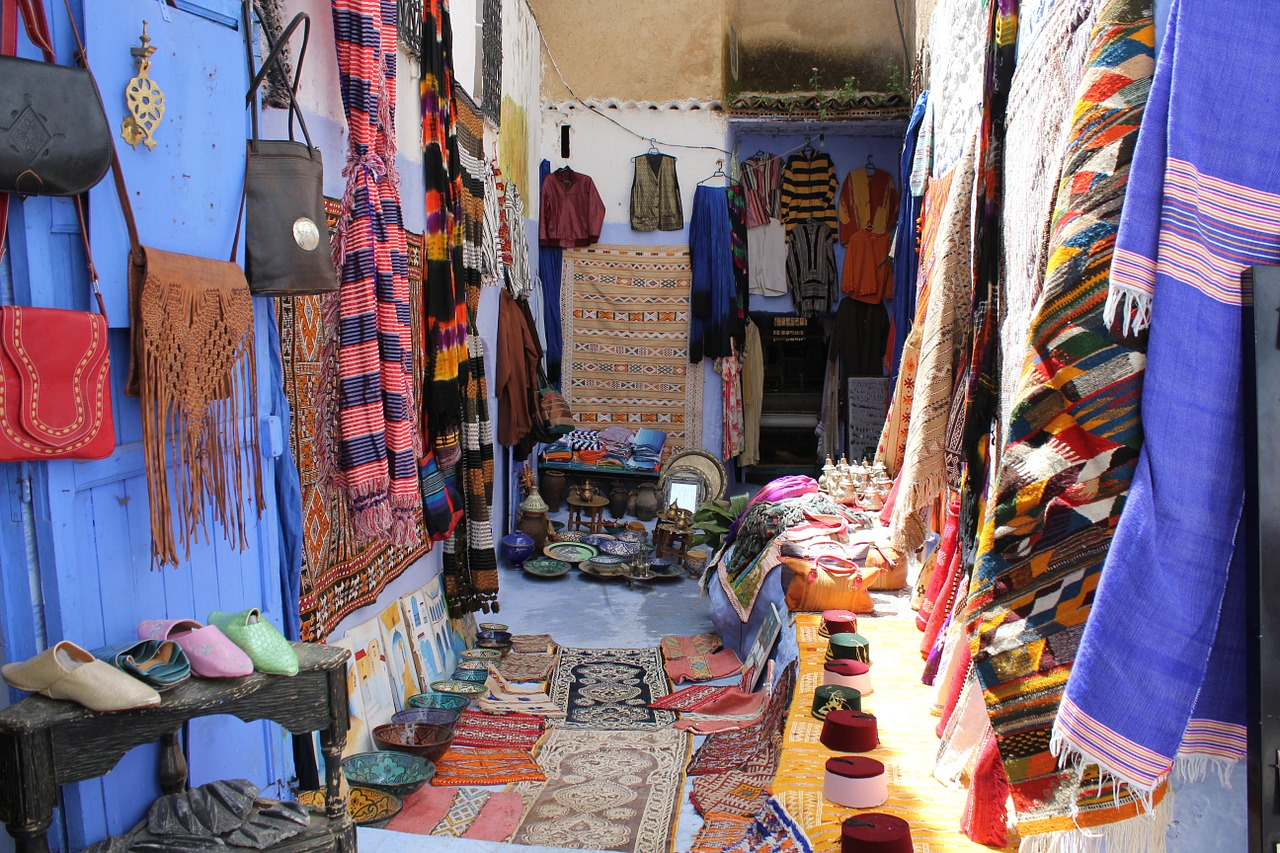 Maroko – odpoczynek i zwiedzanie